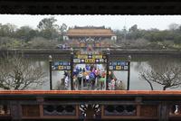 阮朝王宮の太和殿