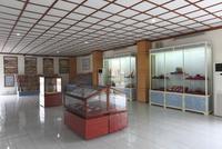 胡朝の城塞の資料館