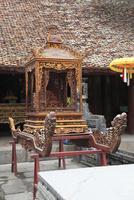 古都ホアルーのレー・ダイハイン廟