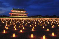 平城京天平祭の燈花会