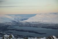 アビスコヌオーリヤ山からの景色 10770000015| 写真素材・ストックフォト・画像・イラスト素材|アマナイメージズ
