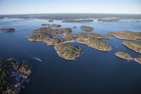 スウェーデン南東部の空撮 10770000075| 写真素材・ストックフォト・画像・イラスト素材|アマナイメージズ