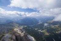 ポルドイ山頂からの景色2 10770000222| 写真素材・ストックフォト・画像・イラスト素材|アマナイメージズ