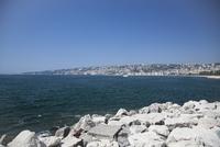 ナポリの海岸 10770000270| 写真素材・ストックフォト・画像・イラスト素材|アマナイメージズ