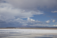 ウユニ塩湖の入り口 10770000310| 写真素材・ストックフォト・画像・イラスト素材|アマナイメージズ