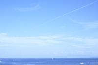 青い空 広い海