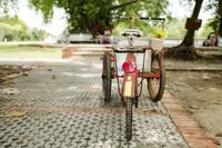 タイの三輪車