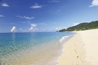 快晴の永田いなか浜 10790000400| 写真素材・ストックフォト・画像・イラスト素材|アマナイメージズ