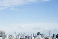 東京のビル群 10790005021| 写真素材・ストックフォト・画像・イラスト素材|アマナイメージズ
