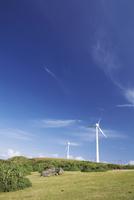 東崎周辺の風力発電