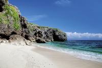 ビーチと珊瑚礁