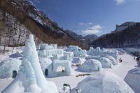 層雲峡氷瀑まつり