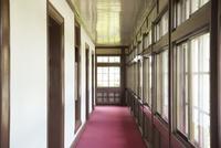旧鹿児島紡績所技師館の内観