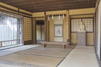 世界遺産 松陰神社の松下村塾の講義室