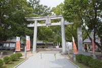 世界遺産 松陰神社の石碑 10790011037| 写真素材・ストックフォト・画像・イラスト素材|アマナイメージズ