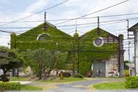 世界遺産 遠賀川水源地ポンプ室