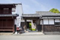 世界遺産 萩城下町の町並み 旧久保田家住宅