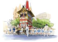 祇園祭 山鉾巡行と人々