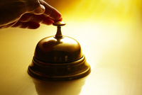 ゴールドバックのベル 10826000022| 写真素材・ストックフォト・画像・イラスト素材|アマナイメージズ