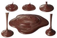 チョコレート素材 10826000191| 写真素材・ストックフォト・画像・イラスト素材|アマナイメージズ