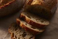 カットされたパン