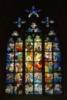 聖ヴィート教会ミュシャのステンドグラス