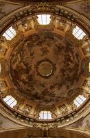 プラハの聖ミクラーシュ教会内観