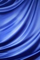 青のドレープ 10826000697  写真素材・ストックフォト・画像・イラスト素材 アマナイメージズ