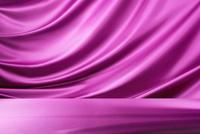 ピンクのドレープ 10826000710  写真素材・ストックフォト・画像・イラスト素材 アマナイメージズ