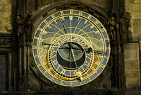 プラハ 天文時計