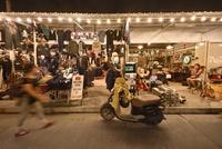 バンコックのナイトマーケット