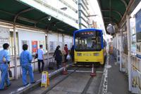 阪堺電車 天王寺駅前停留場