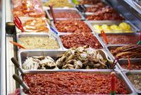 韓国の市場