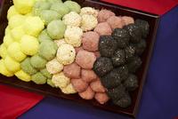 韓国の伝統的な料理