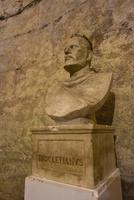 ディオクレティアヌス帝の胸像