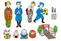 外国人観光客の日本体験