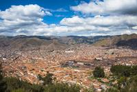 インカ帝国の都クスコ