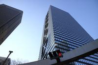 新宿の超高層オフィス