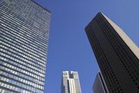 新宿副都心の超高層オフィス