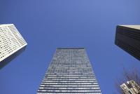 新宿副都心の高層オフィス