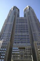 東京都庁正面
