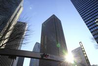 新宿の超高層オフィス群名所