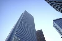 新宿副都心のタワーオフィス