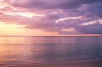 夕刻のボラカイビーチ