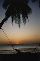 夕方のボラカイビーチ
