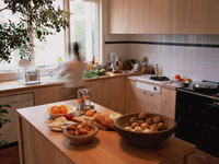 キッチン 11000002146  写真素材・ストックフォト・画像・イラスト素材 アマナイメージズ