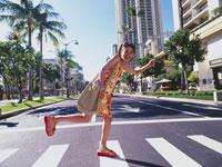 ハワイのショッピング 11000006180| 写真素材・ストックフォト・画像・イラスト素材|アマナイメージズ