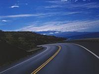 ハワイの道 11000006524| 写真素材・ストックフォト・画像・イラスト素材|アマナイメージズ