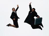 男女ビジネスマン 11000007885| 写真素材・ストックフォト・画像・イラスト素材|アマナイメージズ