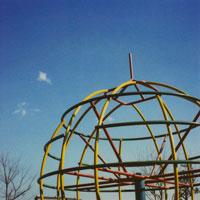 公園と空 11000008976| 写真素材・ストックフォト・画像・イラスト素材|アマナイメージズ